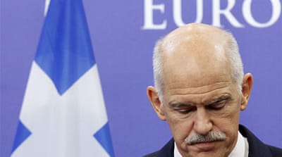 Greek PM criticised for referendum decision