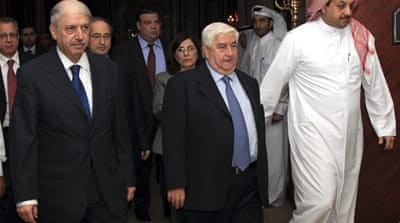 Syria says deal reached with Arab League