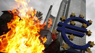 Occupy the European Central Bank