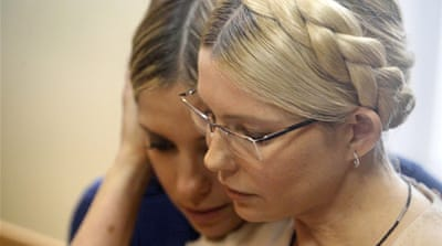 Ukraine charges Tymoshenko with tax fraud