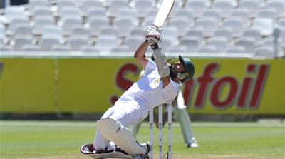 South Africa secure day three victory