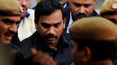 Ex-minister on trial in India for corruption