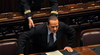 Italy set to vote on austerity measures