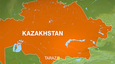 Kazakhstan tightens security after attack