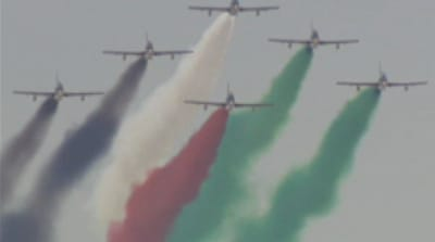 Dubai airshow brings billions in business deals