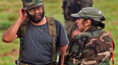 FARC leader dies, civil war continues