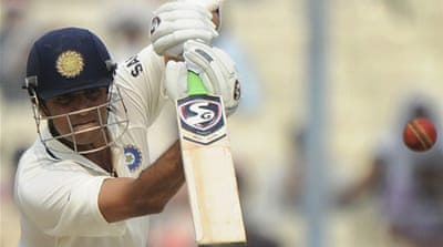 Dravid notches up another century for India