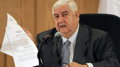 Syria hits back at Arab League suspension