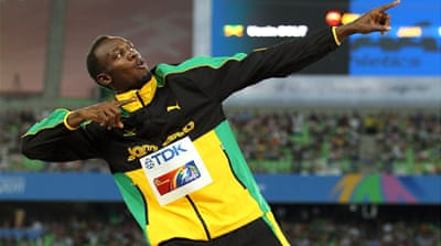 Bolt could tear up laws of physics