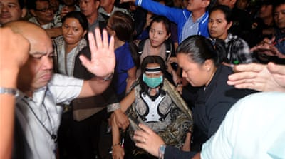 Arroyo prevented from leaving Philippines