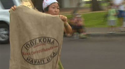 Hawaii coffee growers favour free trade deal