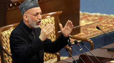 Karzai lays out conditions for US partnership