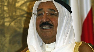 Kuwait has penalised several Twitter users in recent months for slurs against the emir, Sheikh Sabah [AFP]