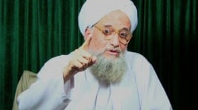 Zawahiri had earlier ordered al-Qaeda in Iraq and the al-Nusra Front to remain separate entities [AFP]