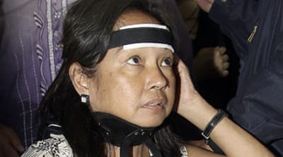 Arroyo plans new bid to leave Philippines