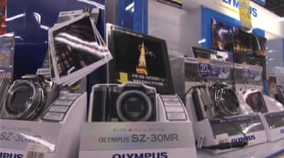 Olympus probed over scandal