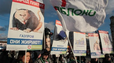 Why haven't the 2011 protests hit Russia?