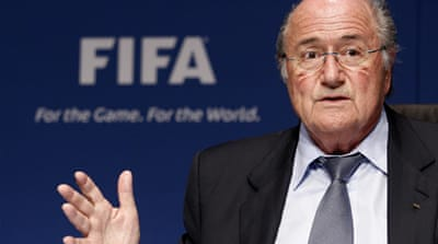 Blatter says sorry for racism remarks