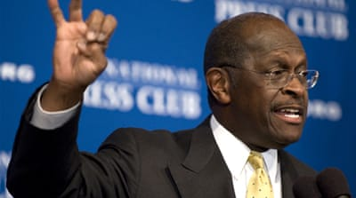Herman Cain and the conservative victimology