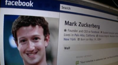 Facebook founder returns to Harvard