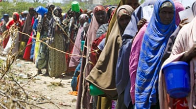 UN downgrades half of famine zones in Somalia