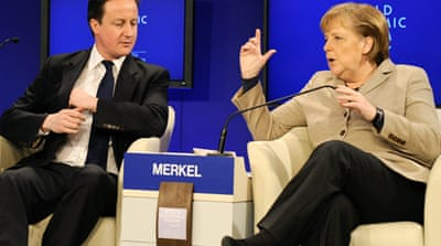 Decisive action urged on eurozone debt crisis
