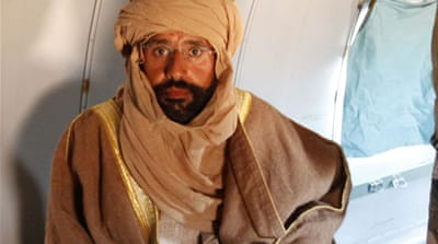 Saif al-Islam Gaddafi arrested in Libya
