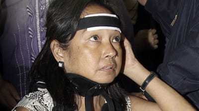 Detained Arroyo moved to military hospital