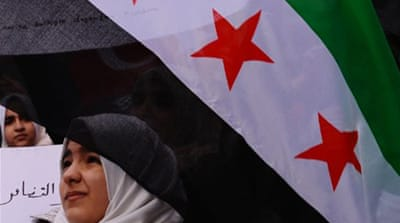 Syria's deep divide