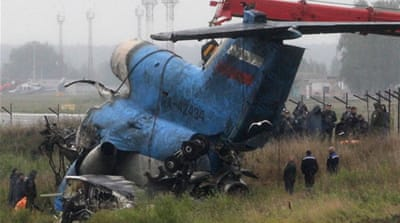 Russia crash inquiry faults plane operator