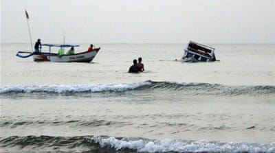 More feared dead in Indonesia ship sinking