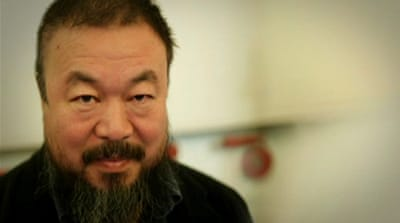 Ai Weiwei vows to continue to speak out