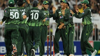 Pakistan clinch ODI series