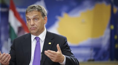 IMF and EU consider further help for Hungary