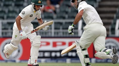 Aussies draw series in thriller