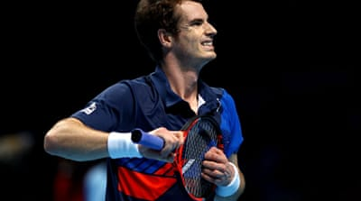 Murray humbled by Ferrer
