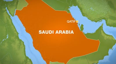 Saudi security forces 'fire on protesters'