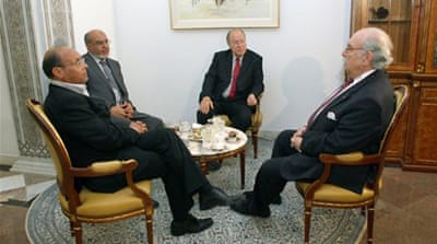 Tunisian parties agree power-sharing deal