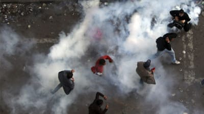 In pictures: Deadly clashes erupt in Egypt
