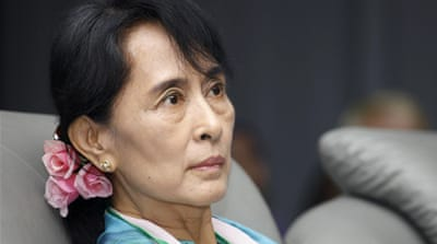 Suu Kyi to stand in Myanmar elections
