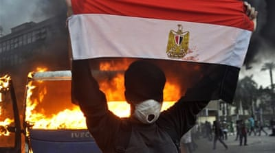 Egypt violence: Mood turns against military