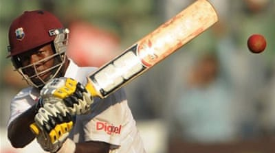 Windies take honours on day one