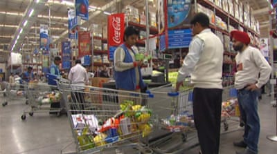 India weighs changes in retail industry