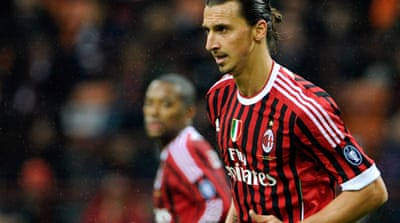 Ibrahimovic ready for Barca clash