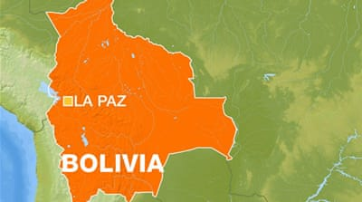 Bolivia shaken by 6.2 earthquake