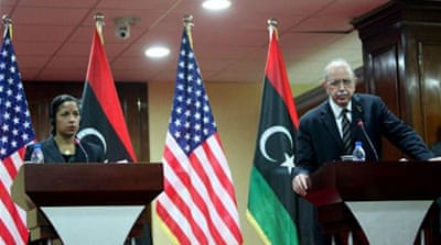 Libya names new interim cabinet