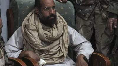 Gaddafi lawyers fear 'revenge' trial in Libya