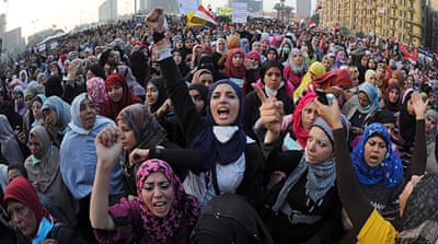 Egypt's feminists prepare for a long battle