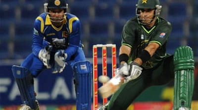 Pakistan beat Sri Lanka in final ODI