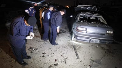 Deadly triple blasts rock Iraq's south